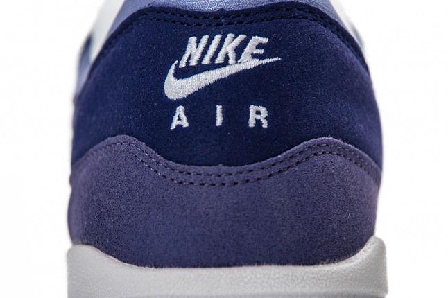 Nike Air Max 1 Purple Heel 1
