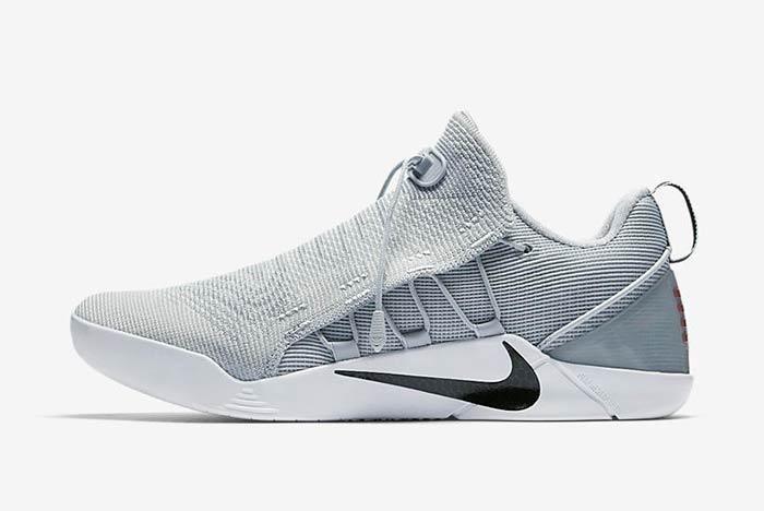 Nike Kobe A D  Nxt Wolf Grey