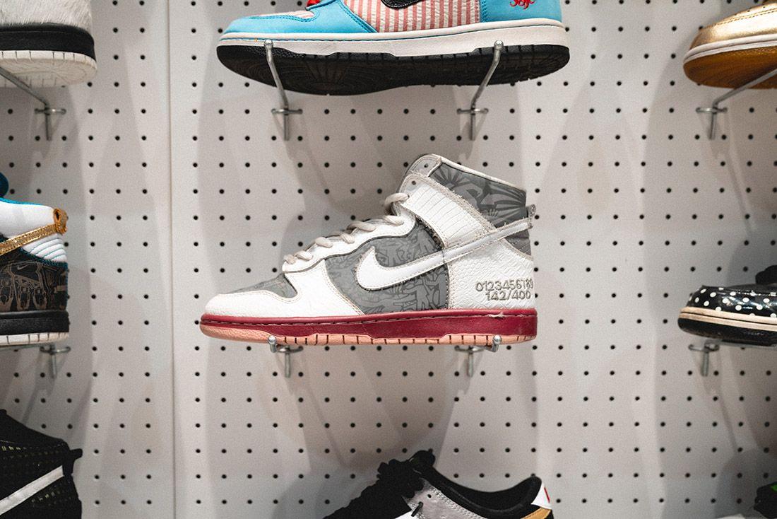 Sneakerness Milan Nike Dunk Expo Special Sneaker Club Event Recap 8 Closeup