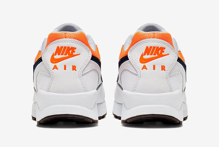 Nike Air Pegasus 92 Lite Total Orange Ci9138 101 Heel