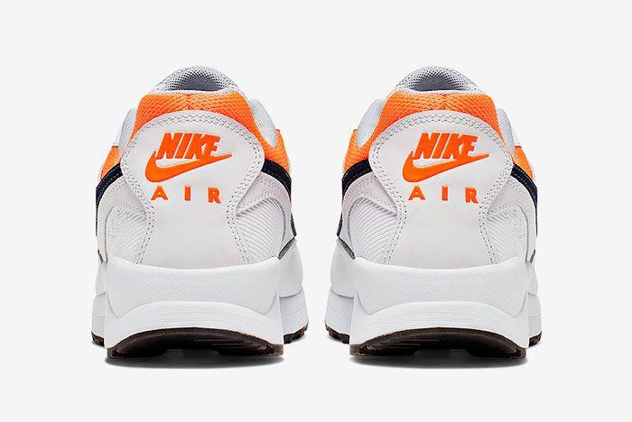 Nike Air Pegasus 92 Lite Total Orange Ci9138 101 Heel