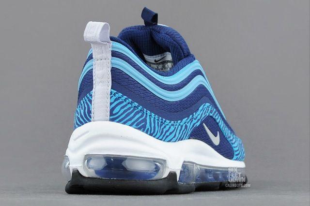 Nike Air Max 97 Prm Tape Blue Zebra 6