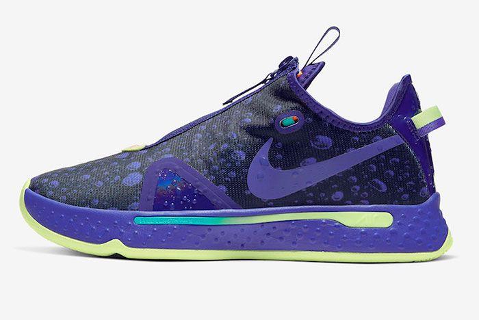 Nike Pg 4 Gatorade Purple Release Dateofficial