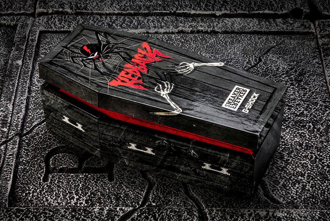 Redback Gshock Sneakerfreaker 9