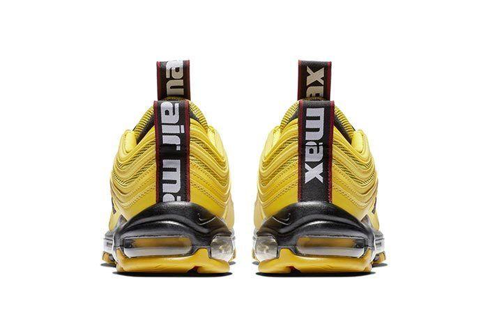 Nike Air Max 97 Yellow 4