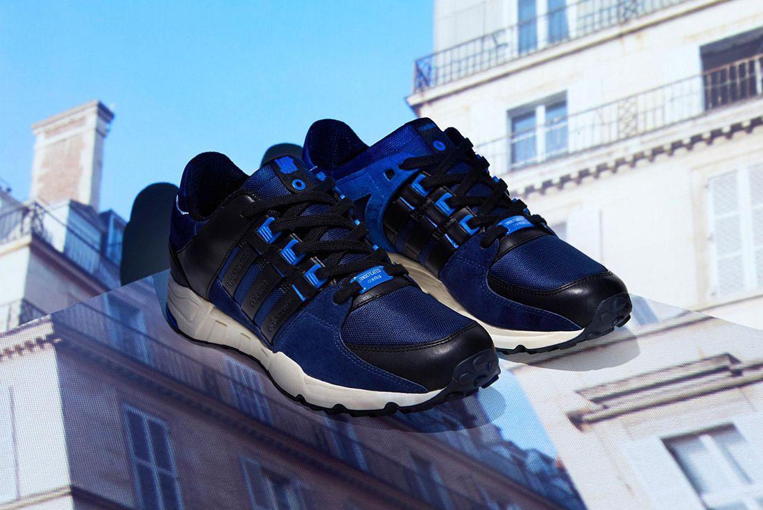 Undefeated Colette Adidas Consortium Eqt 1