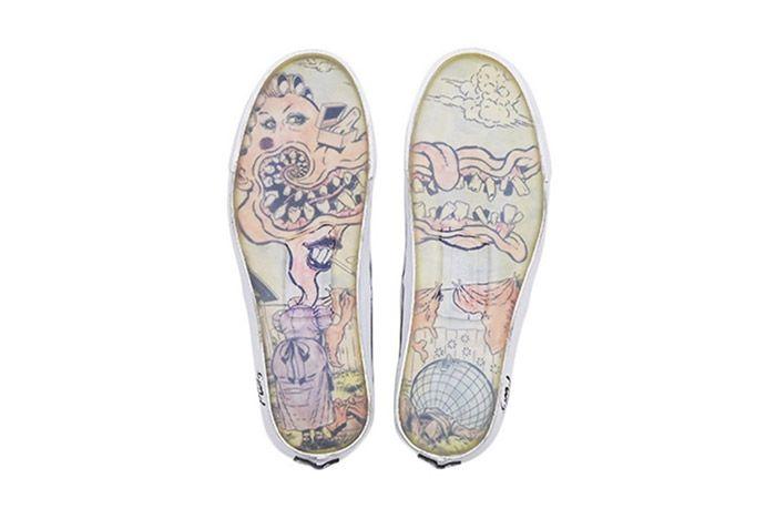 Robert Williams Vans Vault Authentic 44 1