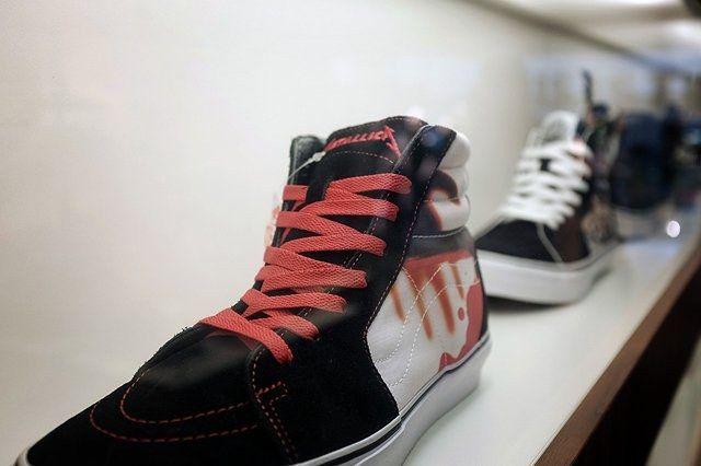 Sk8 Hi Vans Sneaker Exhibition8
