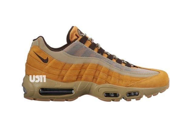 Nike Air Max 95 Wheat 1