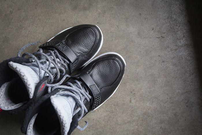 Nike Air Trainer Sc Ii Boot Black Cement5