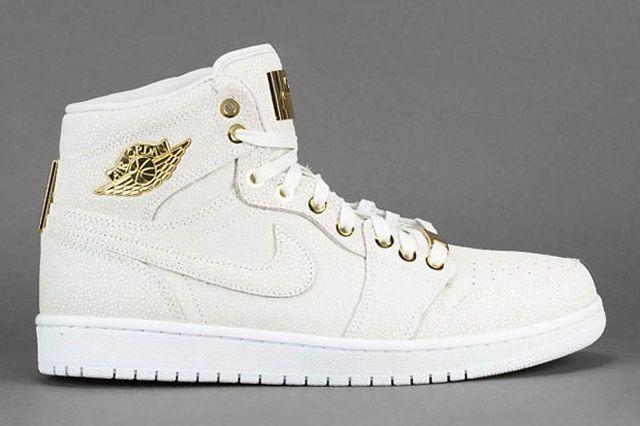 Air Jordan 1 Pinnacle Preview White 2