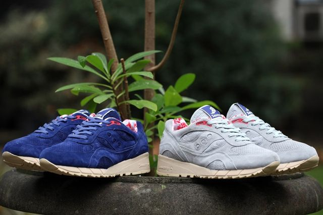 Bodega Saucony Shadow 6000 Sweater Pack 8