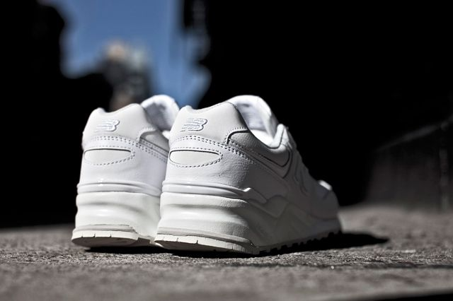 New Balance 999 White Out 2