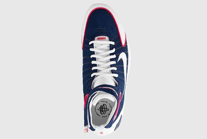 Nike Air Huarache 2 K4 Midnight Navy3