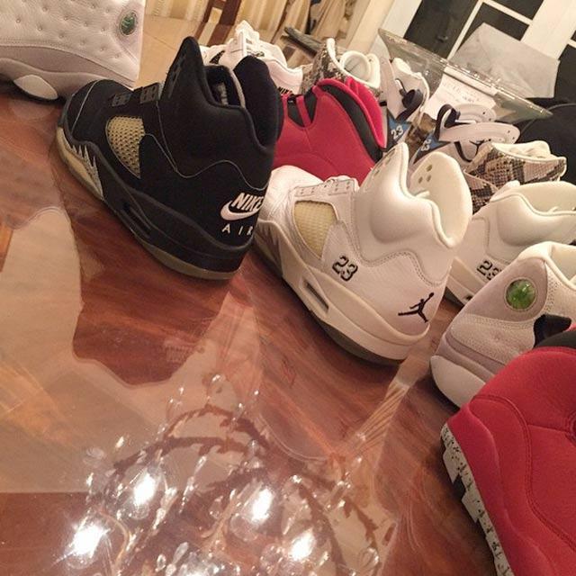 Sneaker Style Profile Dj Khaled 38