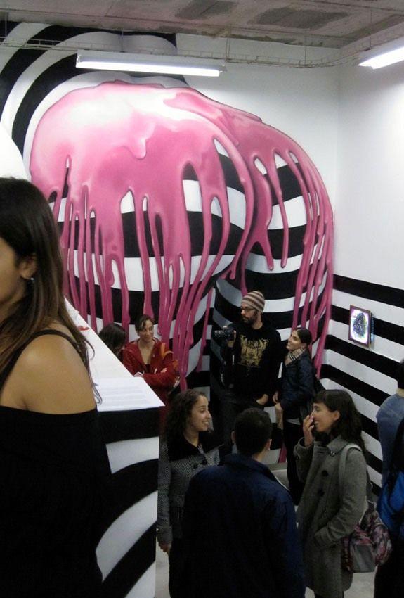 Insa Montana Shop Gallery Opening 11 1