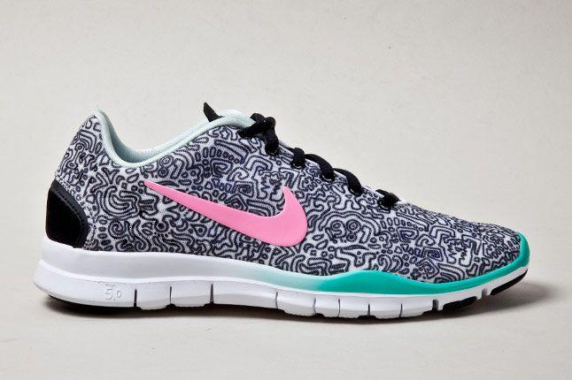 Nike Free Tr Fit 3 Pattern Side 1