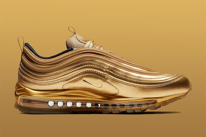 Nike Air Max 97 Gold Medal Ct4556 700 Medial