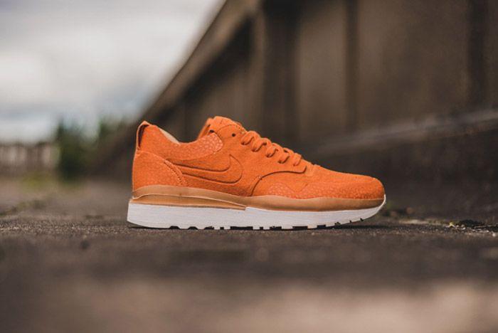 Nike Air Safari Royal Orange 6