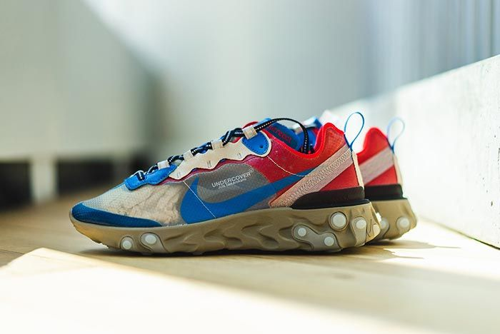 Nike React Element 87 Undercover 3