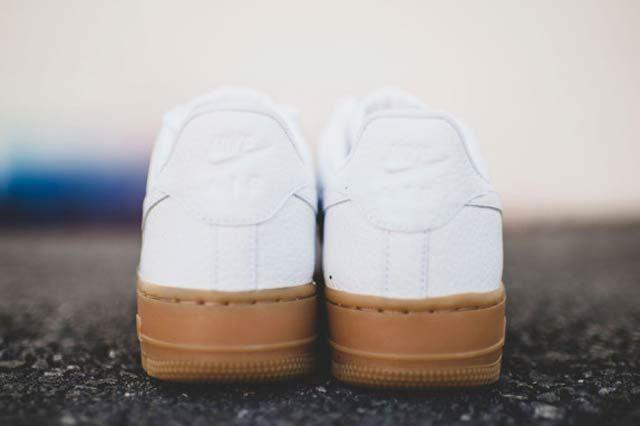 Nike Af1 Low Whitegum4