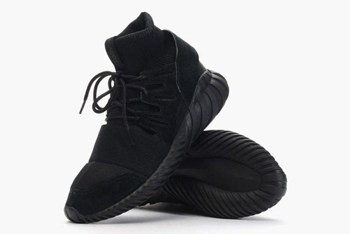 Adidas Tubular Doom Triple Black 3