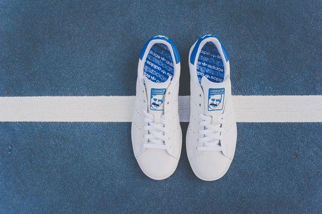 Adidas Stan Smith Vulc White Royal 6