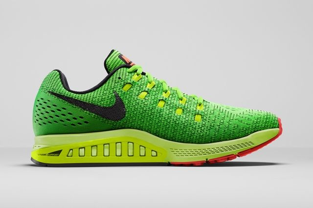 Nike Air Zoom Structure 19 Lime Green 7