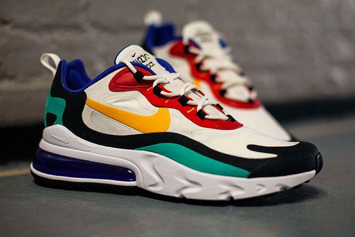 Nike Air Max 270 React Ao4971 002 7 Pair