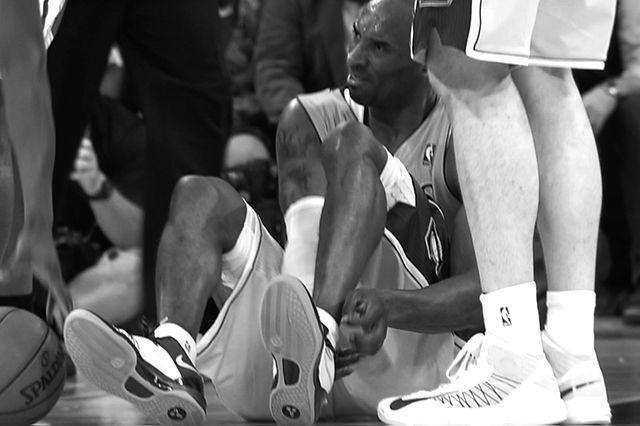 Nike Welcomes Kobe Back To The Court