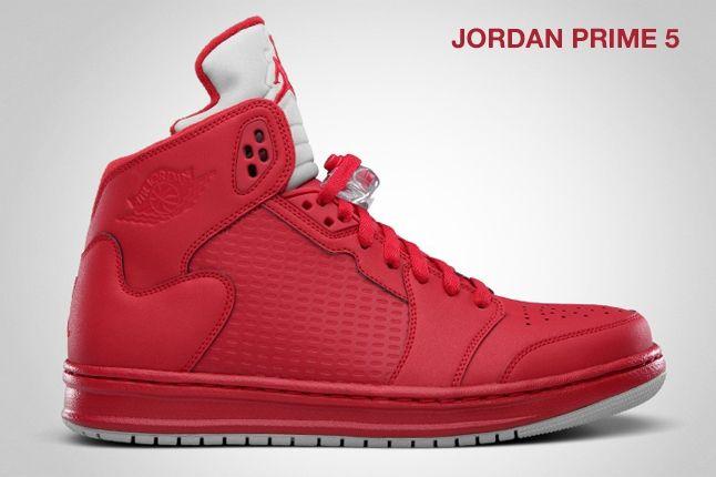 Jordan Prime 5 Red 1