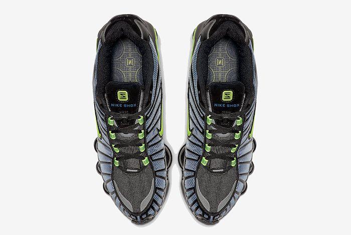 Nike Shox Tl Thunder Storm Volt Top