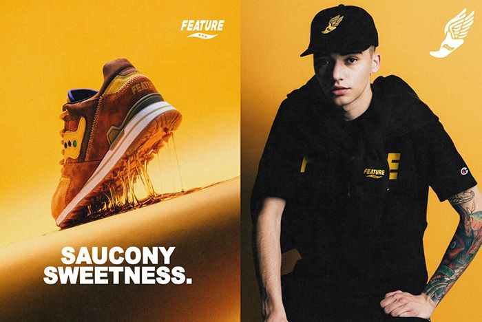 Feature X Saucony Courageous 3
