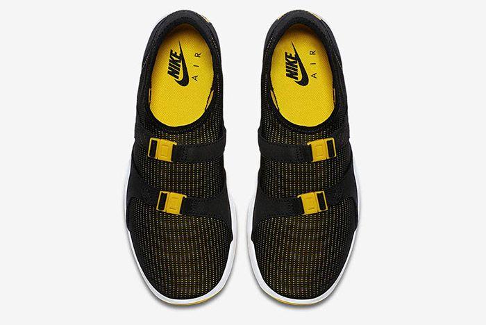 Nike Sock Racer Og Black Yellow 3