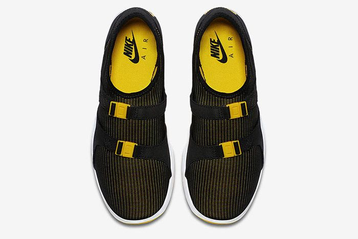 Nike Sock Racer Og Black Yellow 3