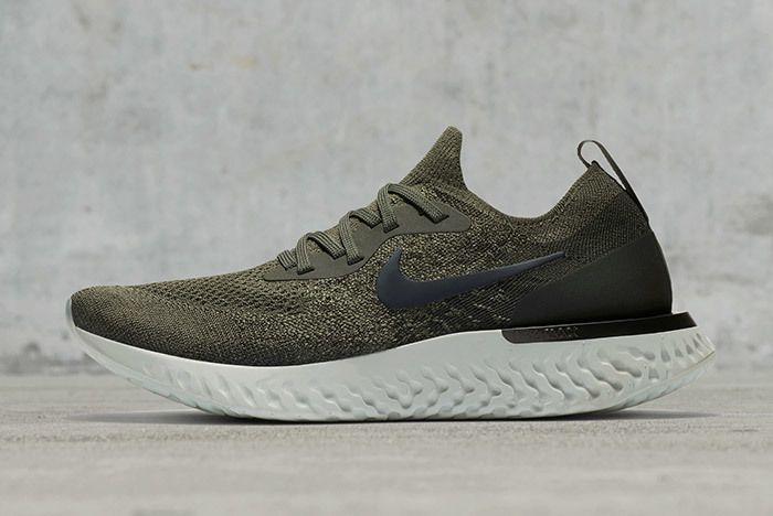 Nike Epic React April Green