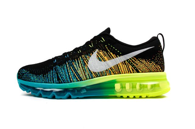 Nike Flyknit Max Summer Colour Collection 11