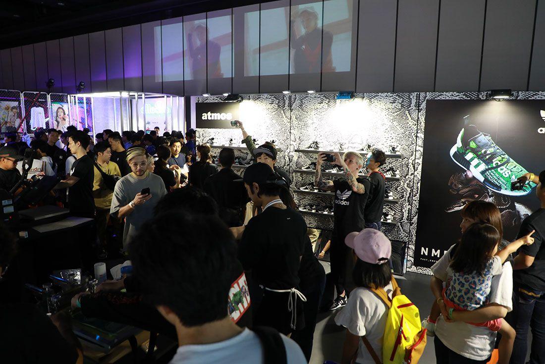 Atmos Con Tokyo 2019 Koji Sneaker Freaker Floor Shot55