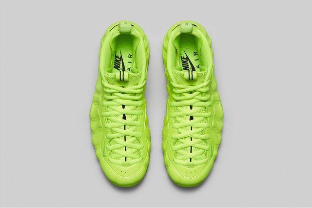 Bumper Foamposite Pro Nike Volt 1
