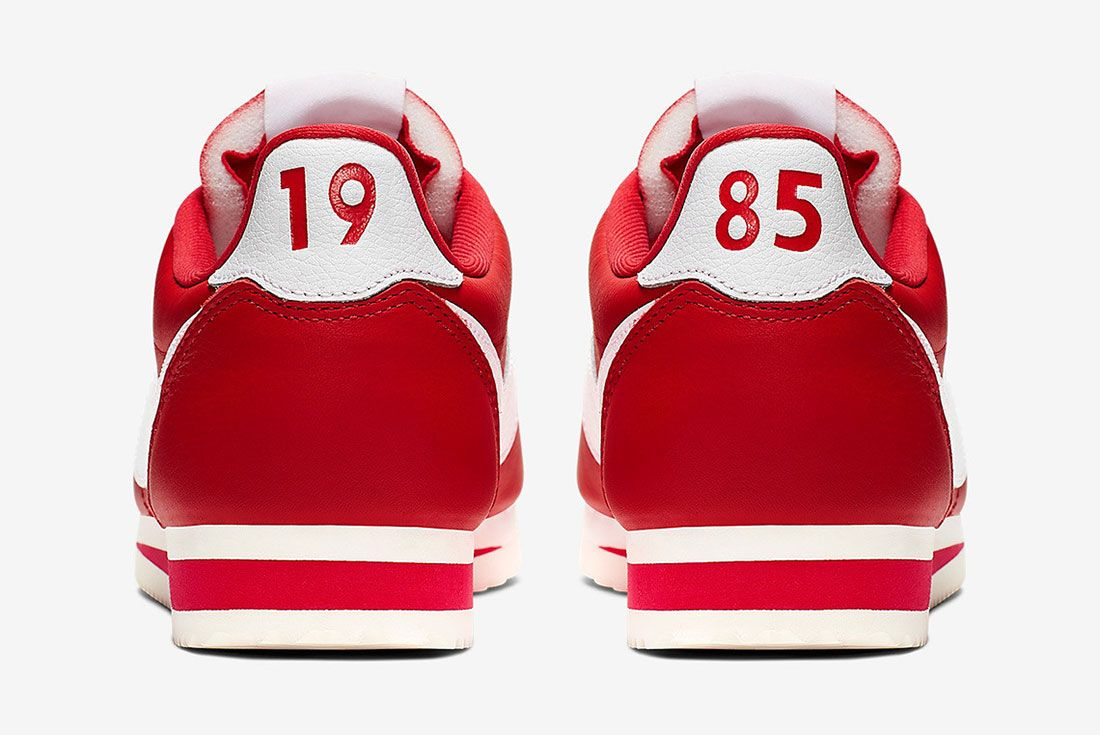 Stranger Things Nike Cortez Red Og Collection Ck1907 600 Heel Shot
