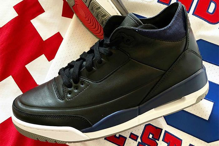 Air Jordan 3 Deconstructed Sneaker Freaker 1