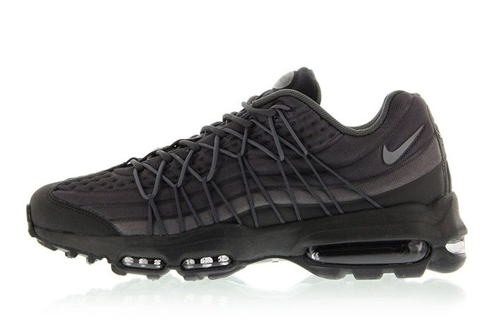 Nike Air Max 95 Ultra Se Black Dark Grey 1