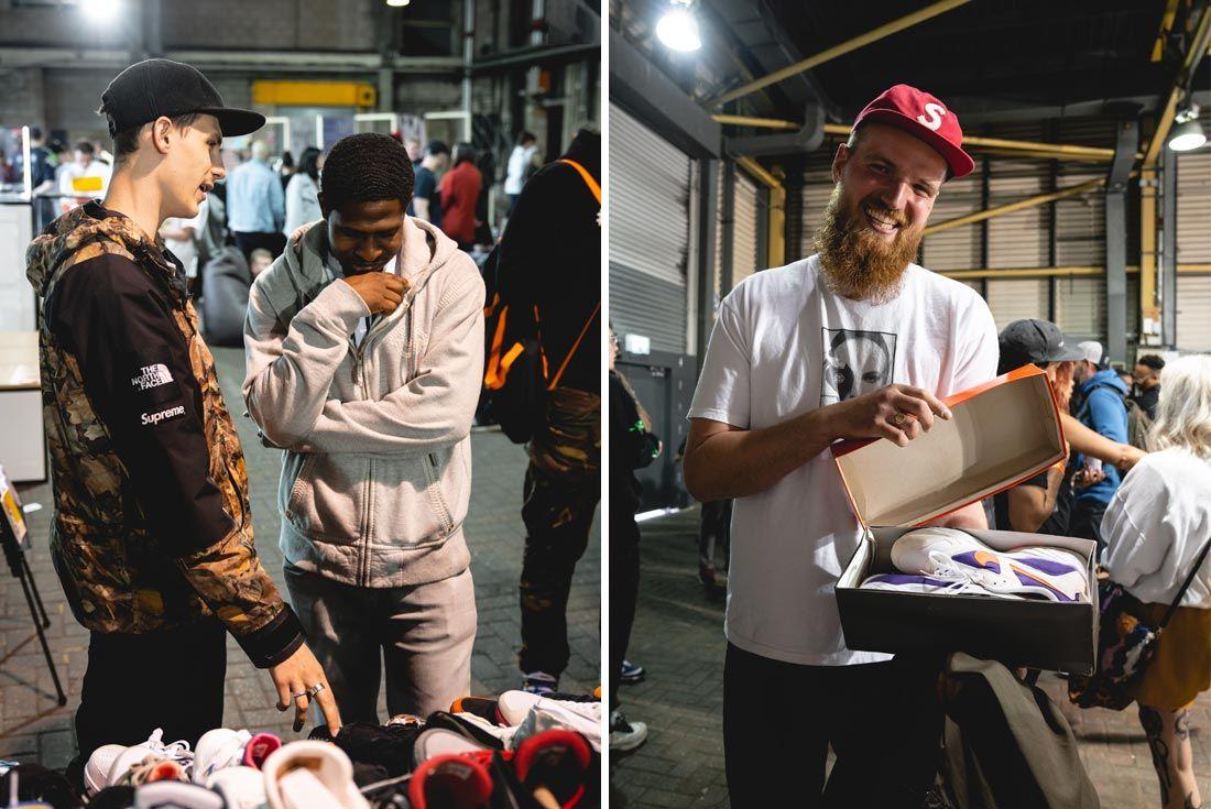Sneakerness 2019 London Event Recap Split Shot Shoes