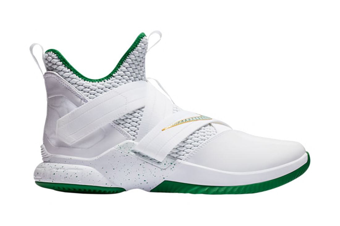 Lebron Soldier 12 Svsm Nike Under Armour Basketball Under Retail Sale April 2019