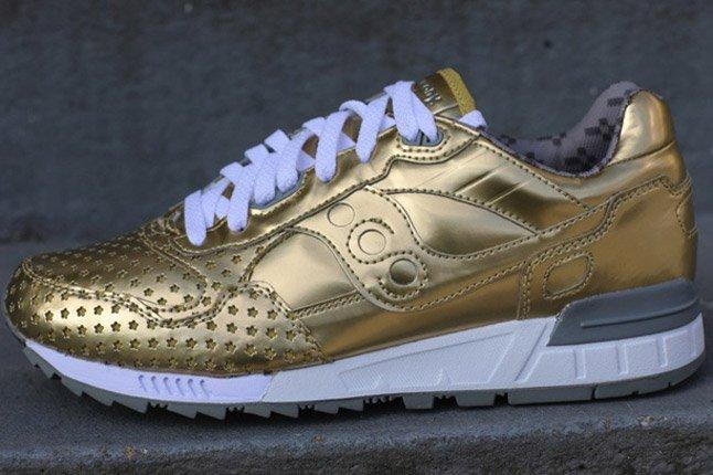 Play Cloths Saucony Gold Profile 1