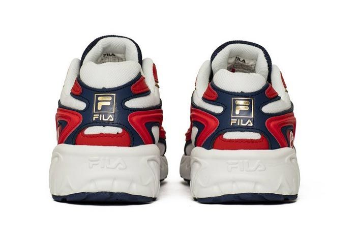 Fila Creator Feiry Red Heels