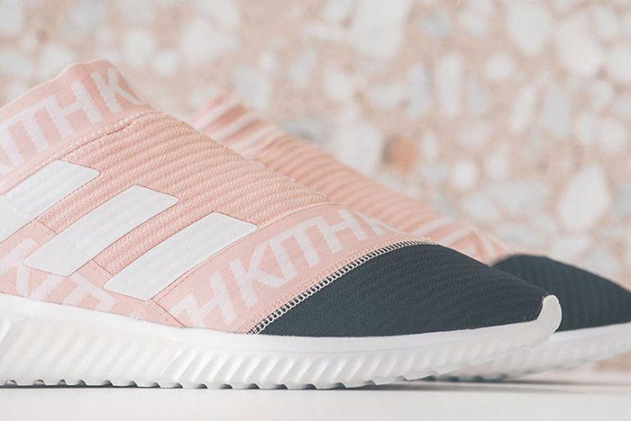 Adidas Kith Nemeziz Pink Flamingo Small