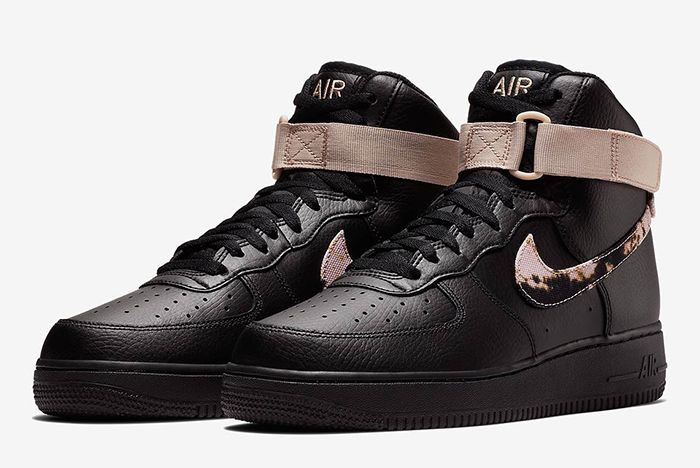 Nike Air Force 1 High Acid Wash Ar1954 002 5 Sneaker Freaker