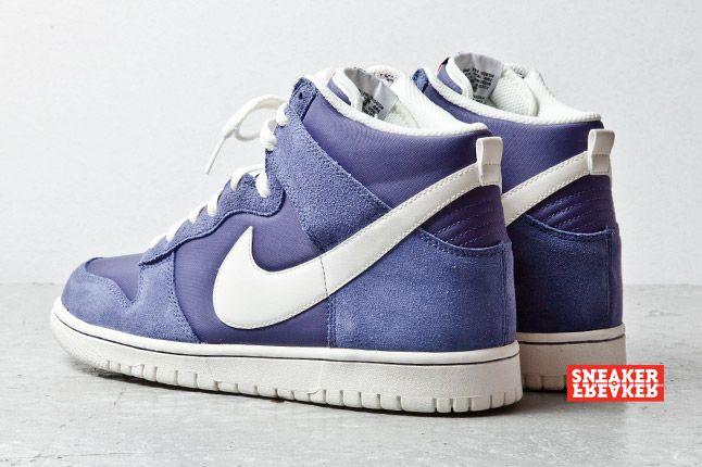 Nike Dunk Hi Blue Recall 2 1