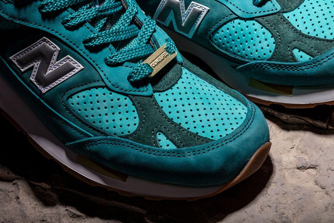 Concepts x New Balance 991.5 'Lake Havasu'